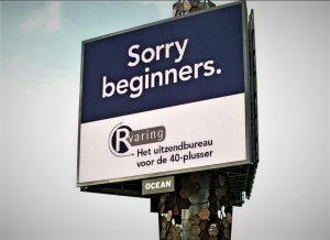 Sorry beginners